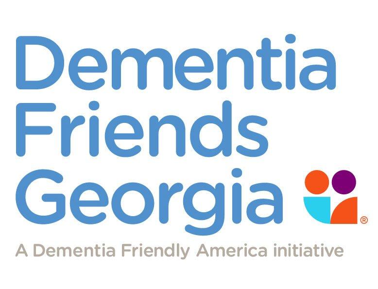 Dementia Friends Georgia logo