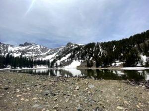 Mountainous Views
